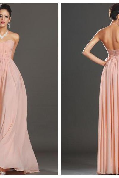 Bridal Party Evening Dresses Prom Dress
