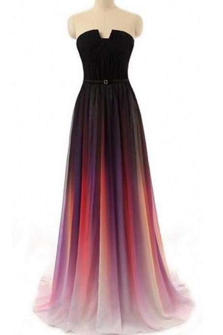 Long Prom Dresses ,Popular Party Dress,Fashion Formal Dress, Color As Photo